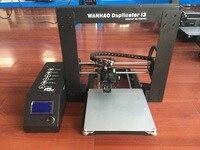 Upgraded Quality High Precision Wanhao Duplicator I3 V2 1 Prusa I3 V2 1 DIY 3D Printer