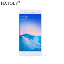 2PCS Screen Protector For Xiaomi Redmi 5A Glass Tempered Film HATOLY