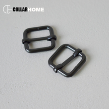 20pcs Metal Tri-glide slide button adjustable slider 20mm webbing for belt backpack and bag small medium dog collars accessories