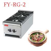 2016 New Commercial Gas Clay Pot Furnace Claypot Machine Soup Furnace Gas Stove Shorties Claypot Equipment