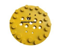 250mm 10 20 Ronde Segment Diamant Slijpschijf Wiel Voor 250 Slijpmachines