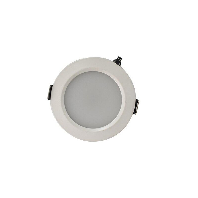 Toika 8 inch лампы 21 Вт светодиодные светильники Гостиная Спальня Кухня встраиваемые светодиодный светильник