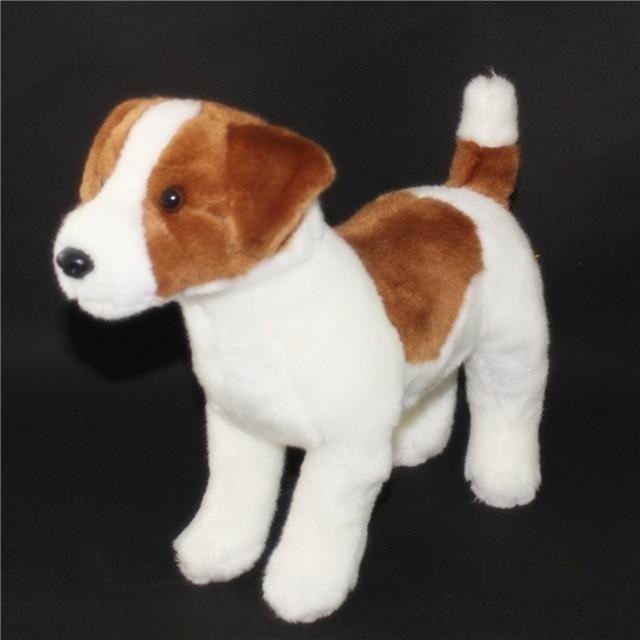 Cute Realistic Animal Beagle Plush Toy Simulation Beagle Dog Dolls