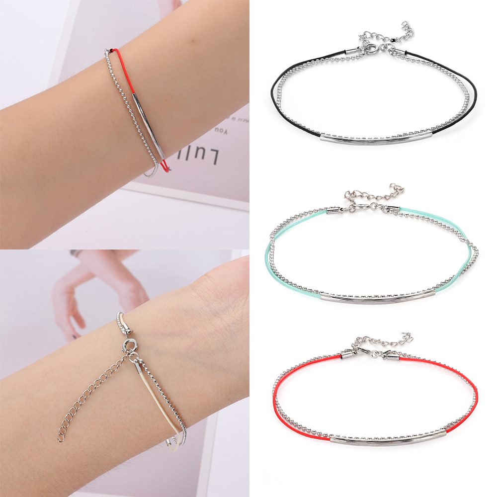 Toys & Hobbies Zhimin Bracelet Korean Concise Tide Student Necklace Woman Clavicle Chain Kpop Bts Bt21 Accessories Letter Bracelet Necklace Goods Of Every Description Are Available