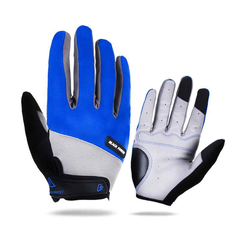 цена на Arbot Bicycle Bike Gloves Men Women Cycling Glove mtb Bicycle 3D GEL Sports Full Finger Glove Bisiklet Black Luvas ciclismo