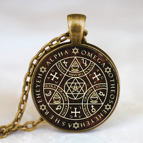 Key Of Solomon Sigil Loqo
