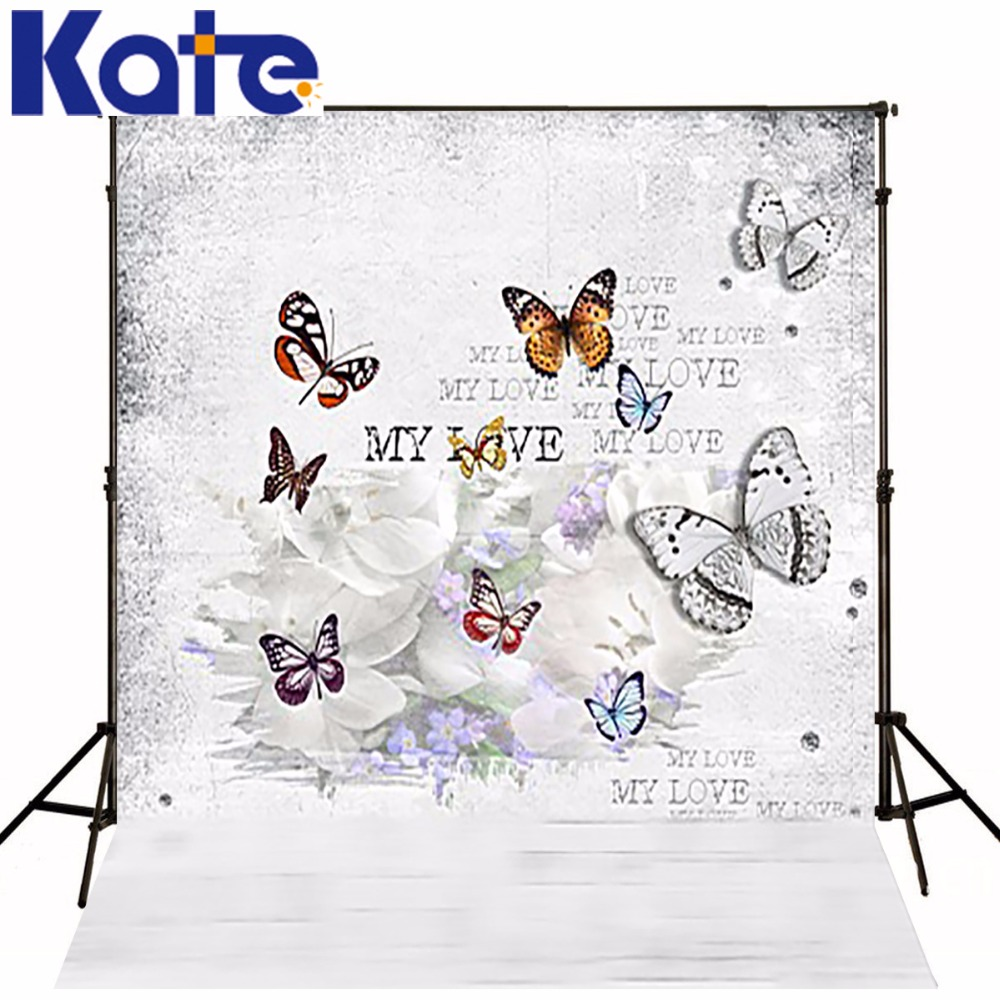 New Arrival Background Fundo A Variety Of Flying Butterflies 300Cm*200Cm(About 10Ft*6.5Ft) Width Backgrounds Lk 3737 environmentally friendly pvc inflatable shell water floating row of a variety of swimming pearl shell swimming ring