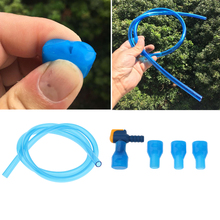 Replacement Hydration Pack Drinking Pipe Tube Hose 3ft with Valve Bite Mouth Piece Nozzle for Sport Water Bag Men & Women camelbak motherlode hydration cargo pack coyote big bite valve molle attachment back panel