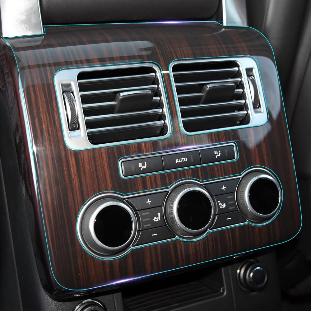 Anti scratch clear car interior transparent film console - Automotive interior protective film ...
