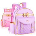 Ortopédica primaria bolsas escuela niños mochilas cartera para Lovely Girls grado 1-3-6 Mochila Infantil Mochila princesa