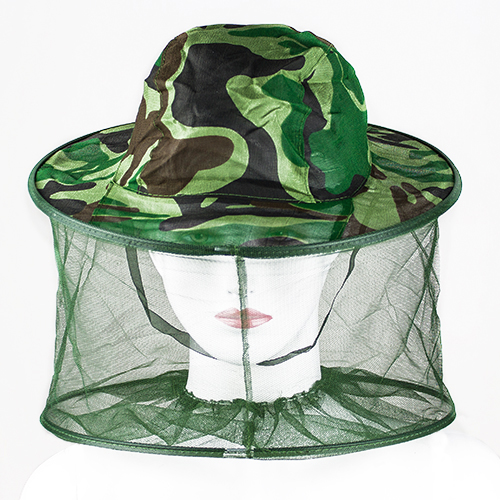 Mosquito Bug Insect Bee Resistance Sun Net Mesh Head Face Protector Hat Cap  for Men Women 8296e228993c