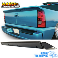 For NBS 99 06 Chevy Silverado SS Intimidator 3 Piece Wing Spoiler Fleetside Only Global Free