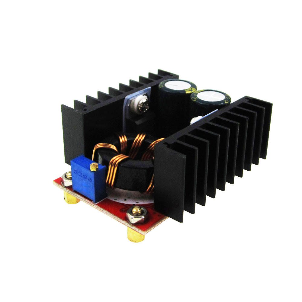 5pcs/lot 150W Boost Converter DC-DC 10-32V to 12-35V Step Up Voltage Charger Module Freeshipping Dropshipping