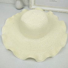 b688f3f0dc7 Summer Sun Hats Women S Cap Casual Solid Color Hat Personality Outdoor Beach  Sunscreen Caps Free Shipping