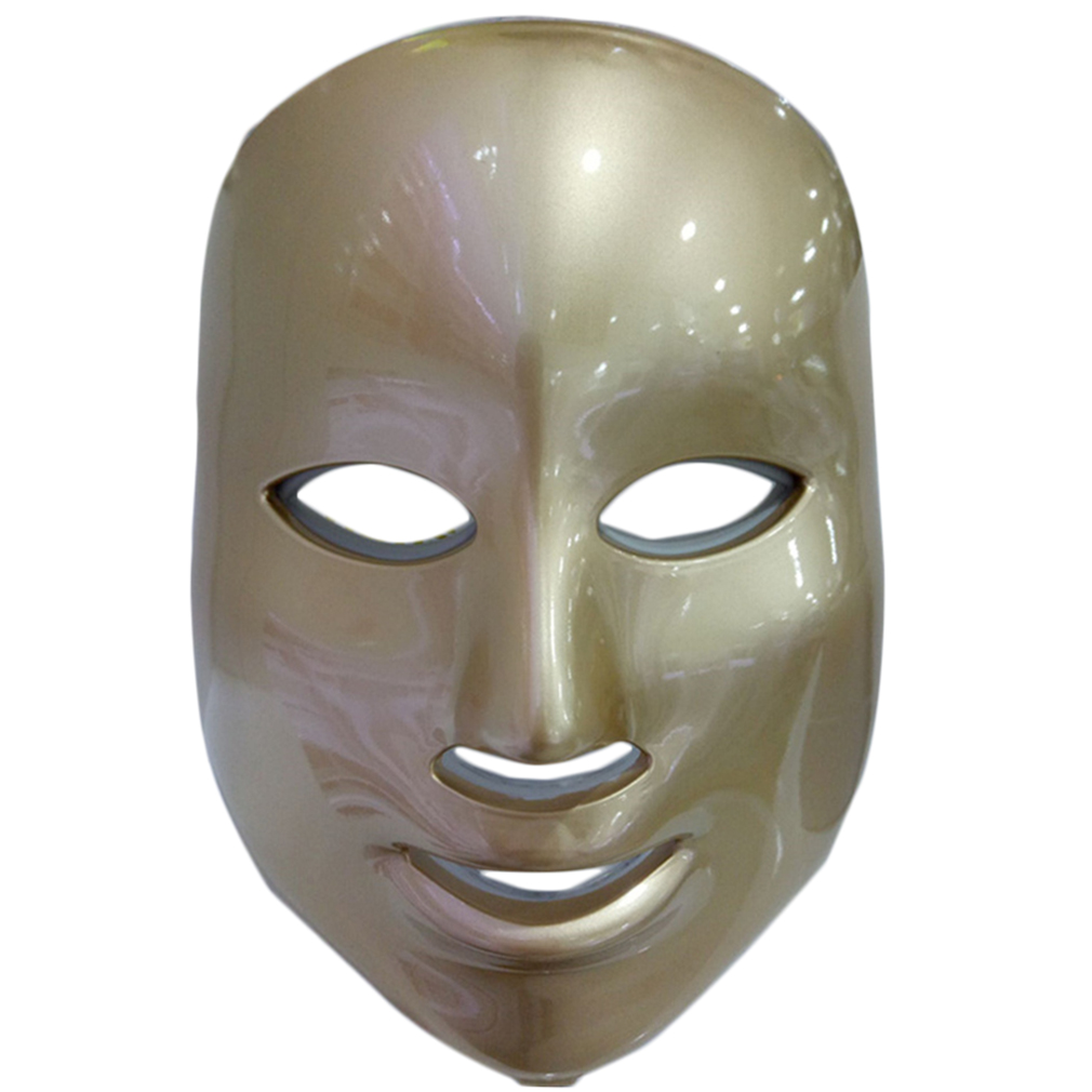 New Korean Photodynamic LED Facial Mask Home Use Beauty Instrument Anti acne Skin Rejuvenation LED Photodynamic Beauty Face Mask