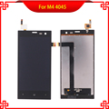 10PC/Lot 100% Tested LCD Display Touch Panel For M4 SS4045 S4045 4045 Touch Screen Black Color Mobile Phone LCDs