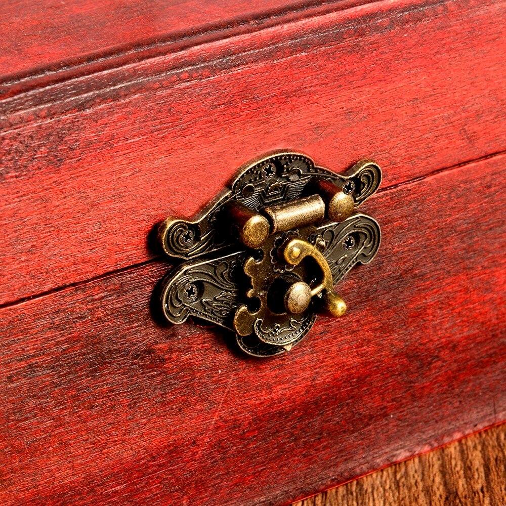 6 sets of antique bronze toggle clasp sets-1349