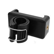 Telephone Clip Adapter Mount Holder for GoPro Hero four three+ three SJCAM SJ4000 Monopod Pole VHK47 P72
