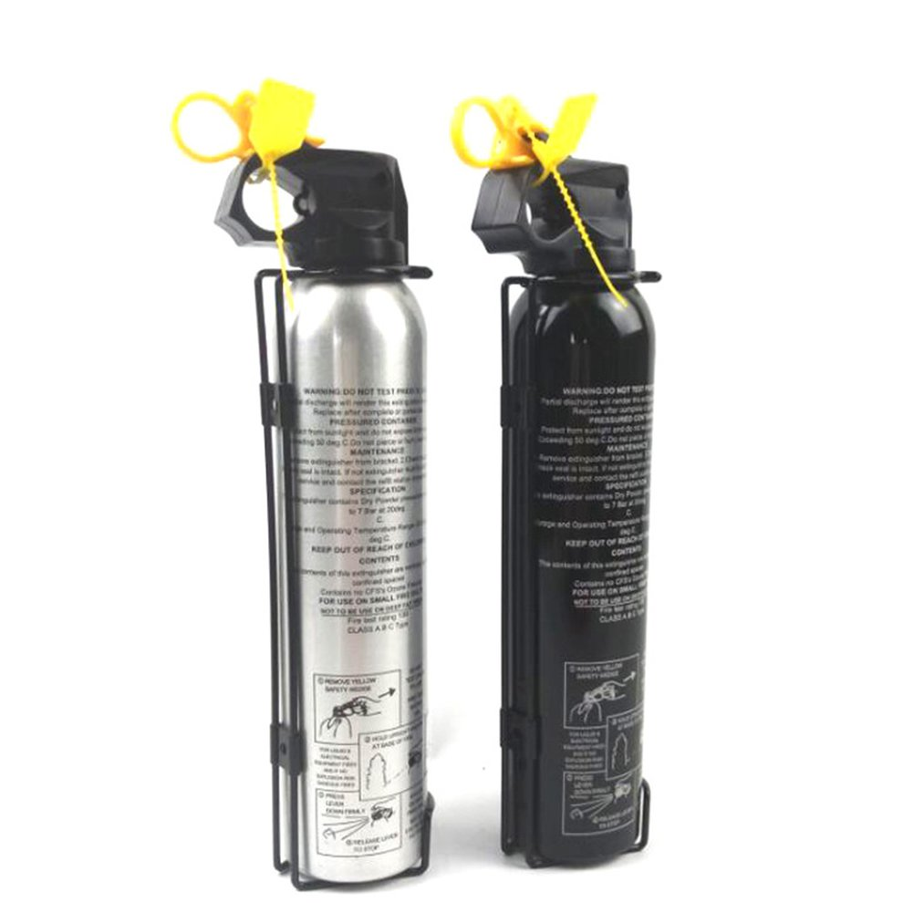 New Car Assessories Hanyou Fire Extinguisher For Automobile And Motorcycle