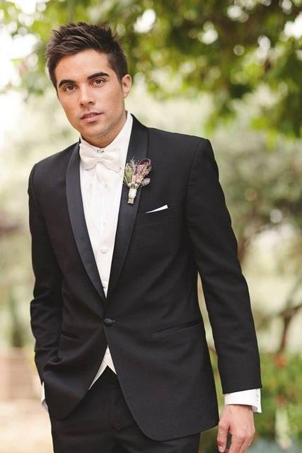 Tailor Made Venta caliente de Los Hombres Trajes de Chaqueta de Moda de Estilo Clásico Los Hombres adelgazan Los Trajes Conjunto de Alta Calidad Por Encargo de la Ocasión Especial vestidos
