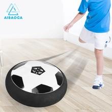 Детская мини-развивающая игрушка мяч игрушки парящий многоповерхностный Крытый скользящий воздух подвесной Футбол плавающий футбол