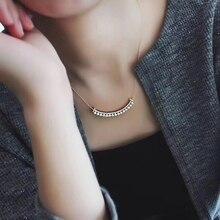 925 collier en argent sterling tour de cou réglable, véritable collier de perles deau douce argent 925 mariage filles meilleur cadeau dans la boîte blanc