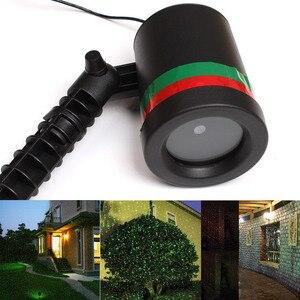 Image 4 - LED étanche extérieur scène lumière jardin arbre projecteur Laser mobile fête de noël décoration de la maison effet lampe
