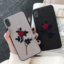 Luxury Floral PU Embossing Back Case For Huawei P30 P10 Plus P20 Lite Pro Flower Funda Phone Cover For Huawei Mate 20 Pro Nova 2(China)