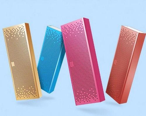 2016 original novo xiaomi mi falante sem fio bluetooth micro-sd aux-in chamada handsfree portátil estéreo alto-falantes de graves 4.0 alumínio