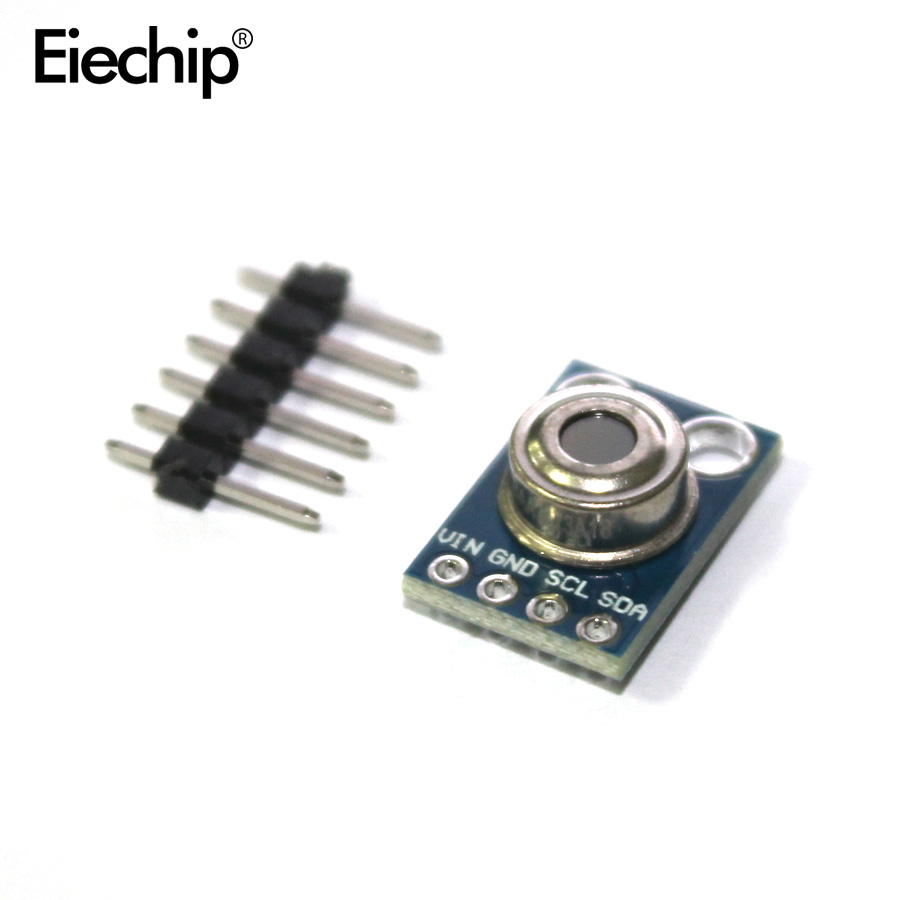 GY-906 MLX90614ESF Nuovo MLX90614 Contactless Modulo Sensore di Temperatura Per Arduino CompatibileGY-906 MLX90614ESF Nuovo MLX90614 Contactless Modulo Sensore di Temperatura Per Arduino Compatibile
