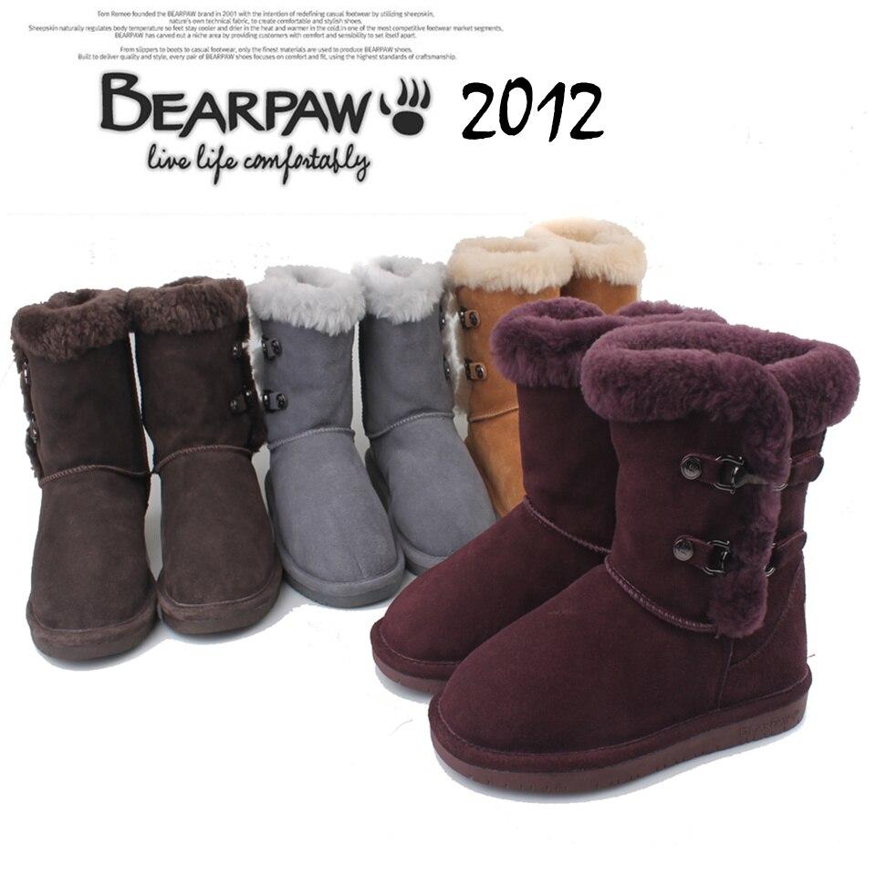 Bear Paw Bearpaw Snow Boots 608