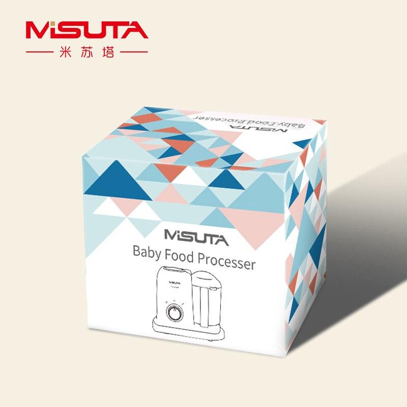 Купить с кэшбэком Feeding machine cooking and stirring a multi-function baby food processor grinder grinding machine.