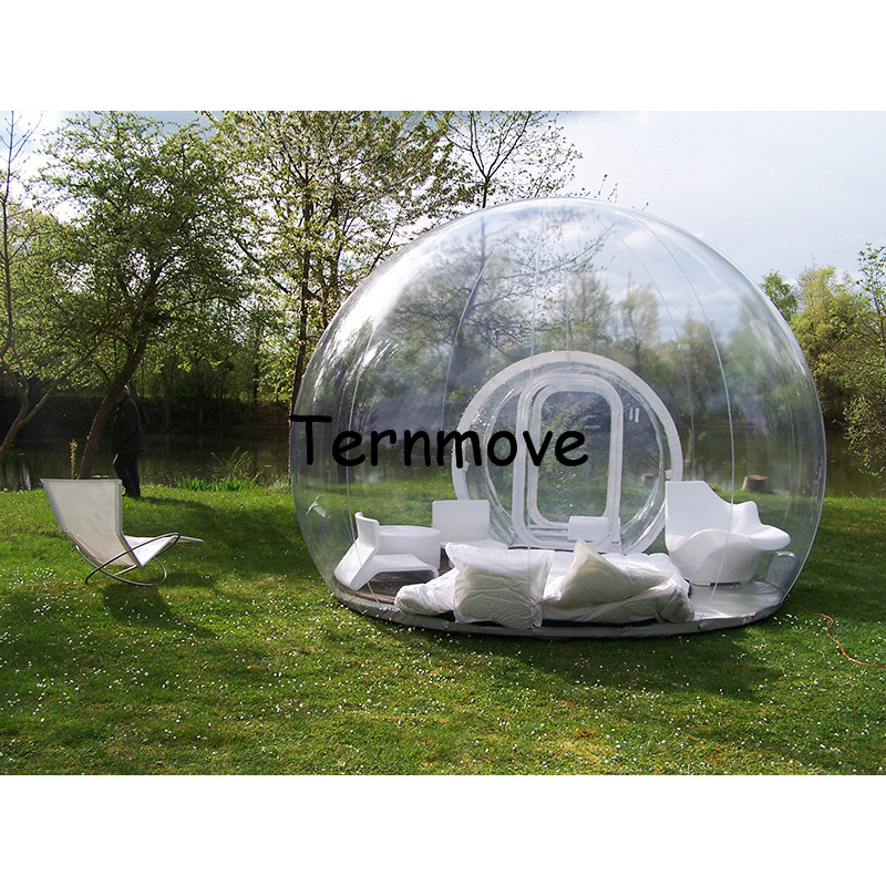 outdoor camping bubble tent inflatable pop up tent beach shelter roof top tent inflatabl ...