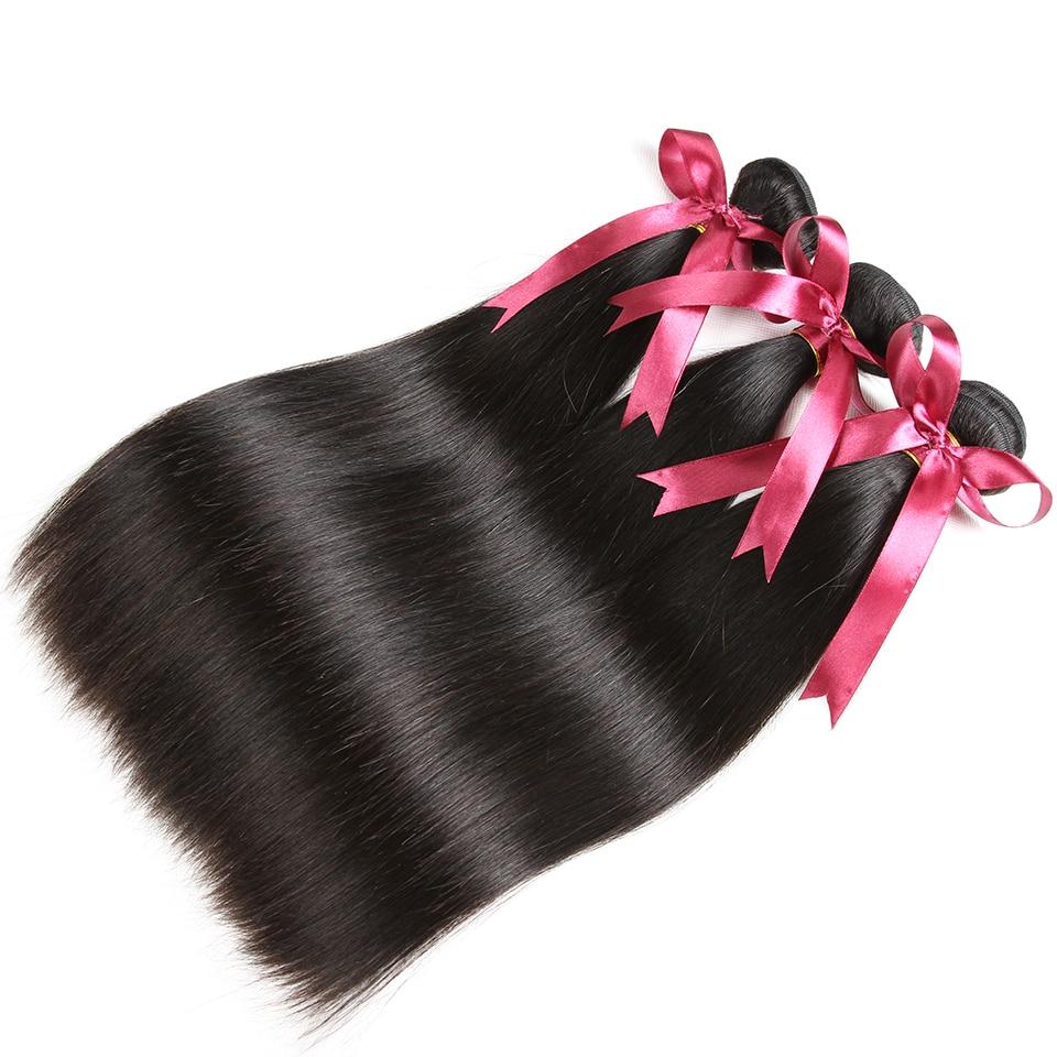 Karizma ბრაზილიის სწორი თმის - ადამიანის თმის (შავი) - ფოტო 5