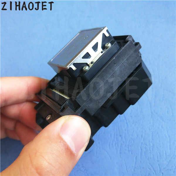 TX800 Printhead untuk Epson DX10 DX8 Eco Solvent/UV Plotter F192040 Anticorrosive Minyak Nosel/Enam Warna Asli Baru 1 Pc