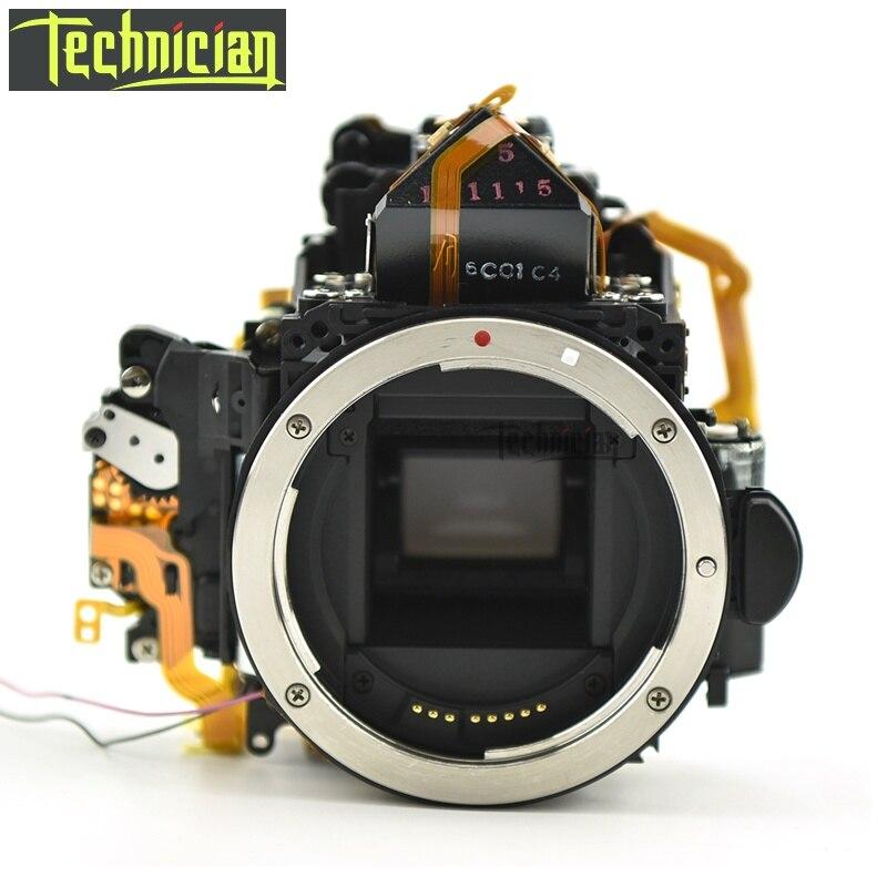 Boîte de corps principal de boîte de miroir 70D avec l'unité de viseur et pièces de rechange d'appareil-photo d'assemblage d'obturateur pour Canon
