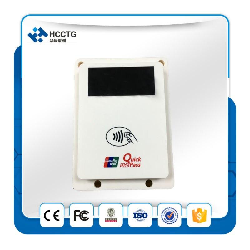NFC IC Lecteur de Carte à Puce 1 pièces SAM Fente Pour Carte Micro SD Pour Bancaires et de Paiement HCC-P10-S