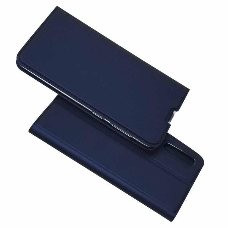 فليب غطاء حقيبة لهاتف سامسونج غالاكسي A10 A20e A30 A40 A50 A60 A70 المغناطيسي محفظة جلدية الهاتف حقيبة كتاب بطاقة فتحات كوكه etui