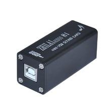 Mini HiFi Ordinateur Externe Carte Son ZHILAI H1 Numérique USB DAC PCM2704 Haute-Fidélité Audio Signal Sortie Noir/or Vente Chaude