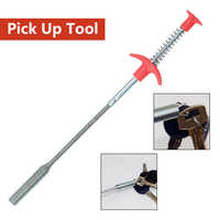Flexible Pick Up Tool 85CM Magnetic Long Spring Grip Home Toilet Gadget Sewer Cleaning Pickup Tools