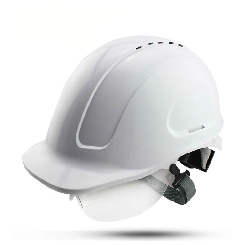 Building Safety Helmet ABS Protective Glasses Capacete Hard Hat Construction Working Building Safety Helmet NTC-3 ck tech brand building construction safety helmet chin strap hard hat impact work ventilate cap extra strong safety helmet ntc 4
