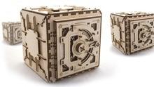 U gear  Model Mechanical 3D Safe puzzl self-propelled mechanical model/mechanical wood model 3D Kit /Freeshipping/Christmas gift