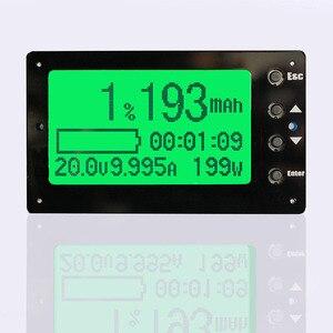 Image 3 - Счетчик кулонов TF03 для электровелосипеда, измеритель емкости и напряжения литий ионного аккумулятора Lifepo4, кулометр 50 А 100 А 350 А 500 А
