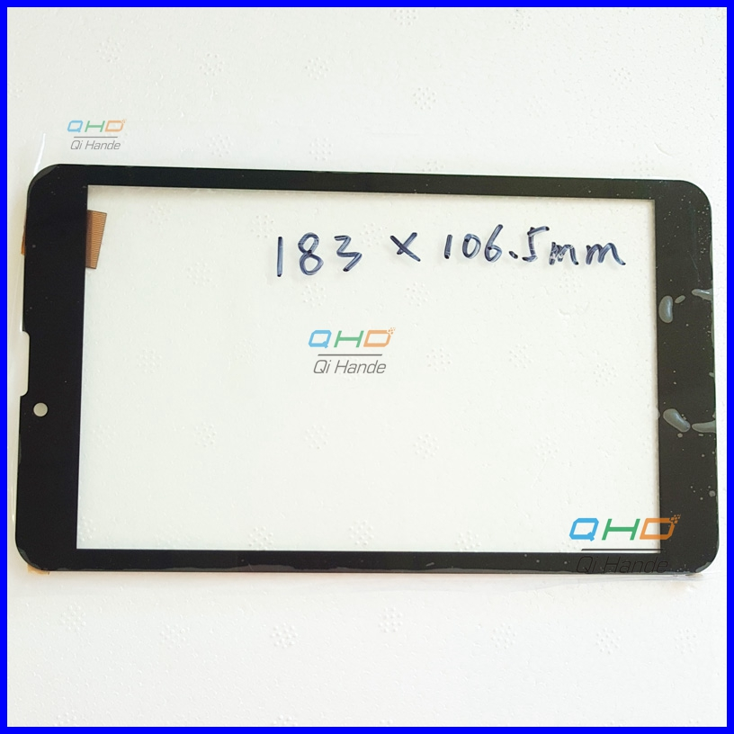 7'' inch touch screen,100% New for ilife ITELL K3300SB HD 183*106.5mm Tablet PC touch panel digitizer touch panel, Free shipping new 7 inch touch screen digitizer for estar beauty hd quad core blue mid7308b tablet pc free shipping