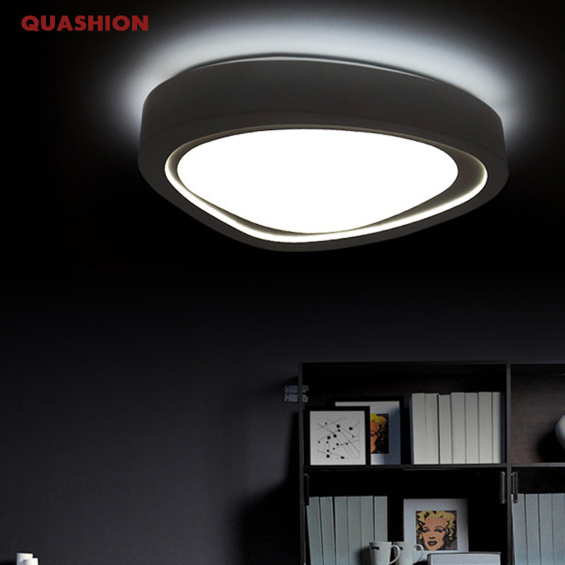 Remote Control Surface Mounted Modern Led Ceiling Lights For Living Room Bedroom Led Dimming Ceiling Lamp