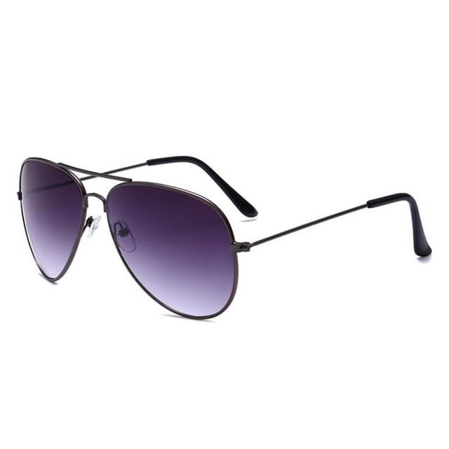 Aviator Sunglasses Men Eyes Protect Sports Coating Sun Glasses Wholesale Summer New Pilot Sunglasses Women Men Top Fashion