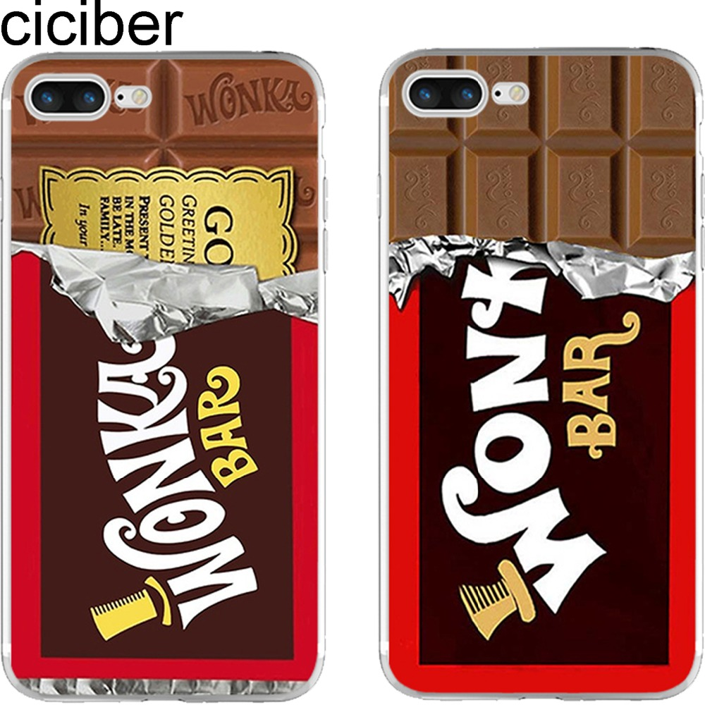 Online Buy Wholesale chocolate phone cover from China chocolate ...