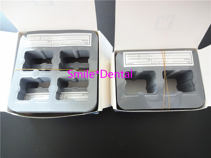 100pcs Dental Universal X-Ray Film Mount Frame -100pcs 2holes & 100pcs 4 holes 100pcs tda2040v tda2040