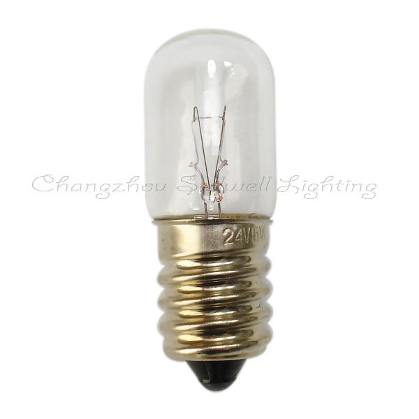 New!miniature Light Bulb 24v 5w E14 T16x45 A162