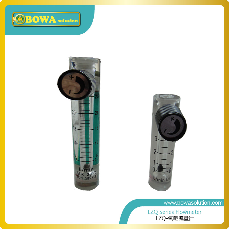 LZQ-5 Flowmeter is used to measure the single-phase non-pulsating flux of gas